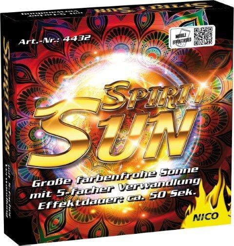 Nico Sonne Spirit Sun