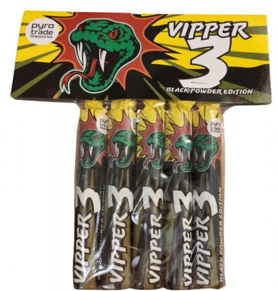 Vipper 3 - Black Powder Böller