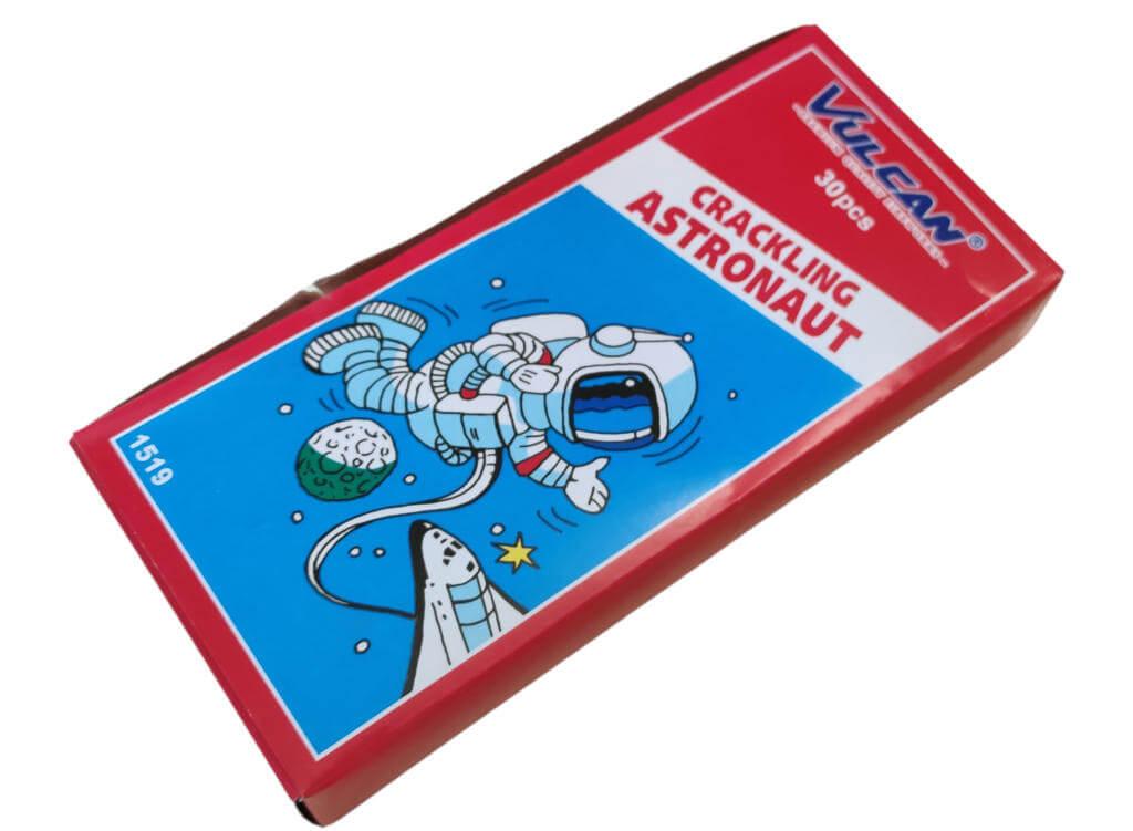 Crackling-Astronaut