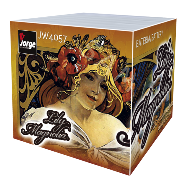 JW4057 - Lily Magnolia