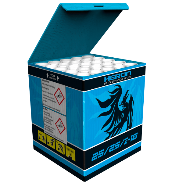 25/257i-10 Leises Feuerwerk von Heron im Webshop