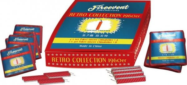 KN060-003 Retro Böller Mix