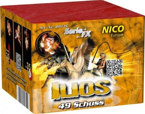 Nico Ilios im Pyrolager.de
