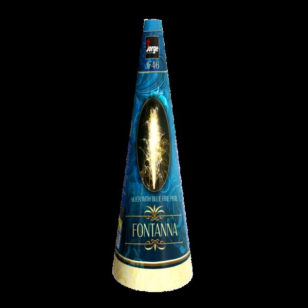 Fontanna JF46 - Silbervulkan