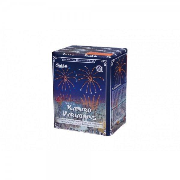 Kamuro Variantions - Batteriefeuerwerk von Funke