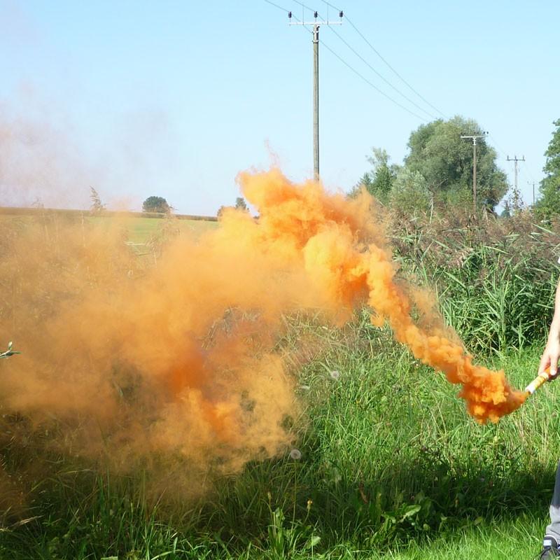 Mr Smoke 1 - Orange