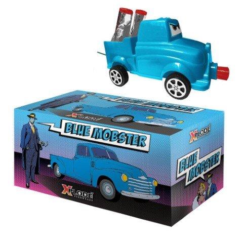 Blue Mobster Pyromobil
