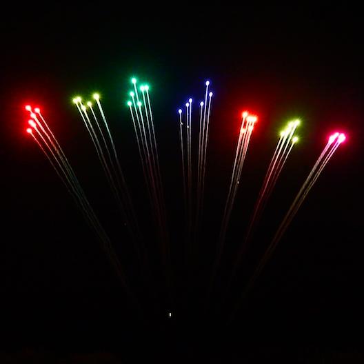BZ42s-3501 F3 Feuerwerk Tropic