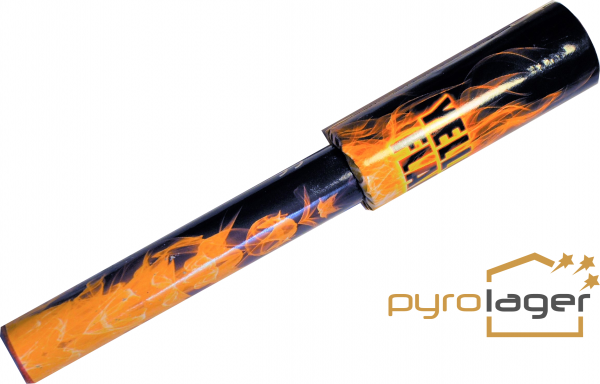 Pyrolager.de - Yellow Flame Bengalfackel
