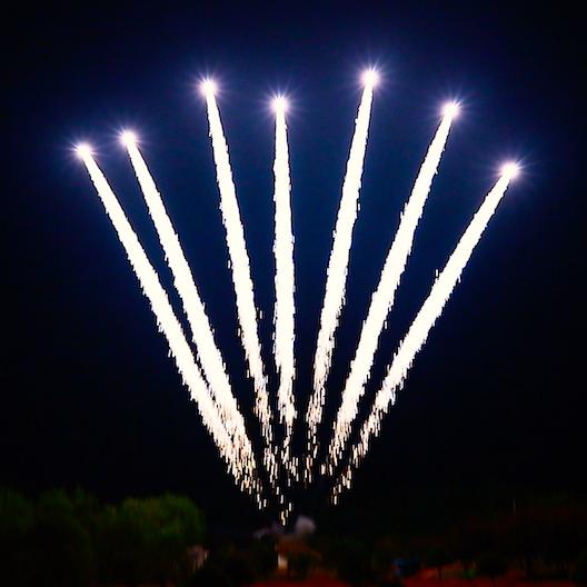 BF42s-2501 F3 Feuerwerk Tropic