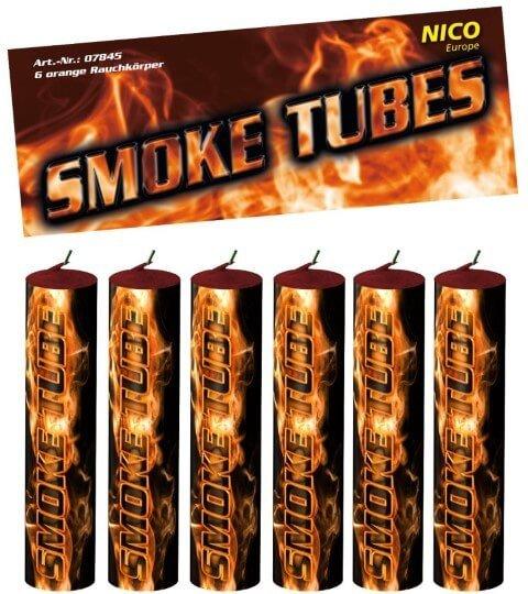 Smoke Tubes Orange