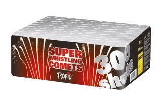 TB3 - Super Whistling Comets von Tropic Feuerwerk