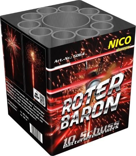 Roter Baron - 10x 30mm XL Bombetten
