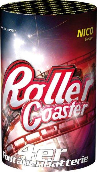 Nico Roller Coaster Fontänenbatterie im Pyrolager.de