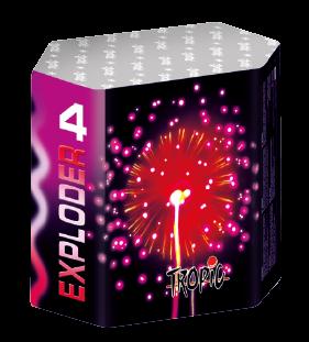 F3 Feuerwerk Exploder 4 - TB43