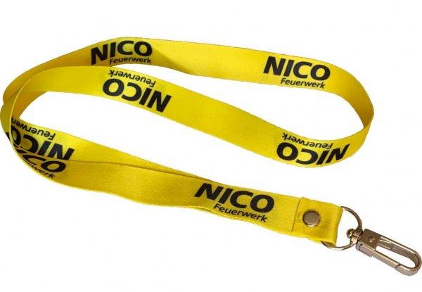 Schlüsselband von Nico Feuerwerk