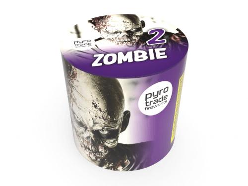 Pyrotrade Zombie 2 - 9 Schuss Feuerwerk