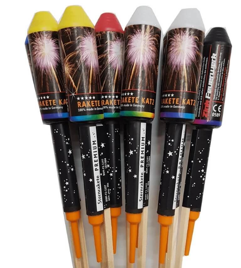 ZINK Premium Raketen