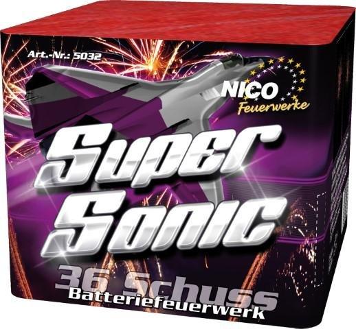 Super Sonic von Nico - schnelle Schußfolge