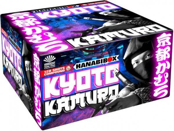 Kyoto Kamuro - Neuheit 2020 von Lesli Feuerwerk