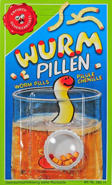 Wurmpillen 10er Dose