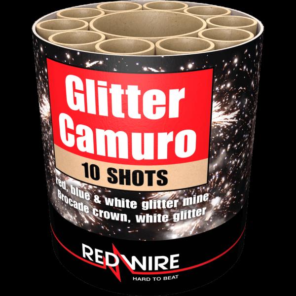 Glitter Camuro - 10 Schuss neuartige Effektkombination