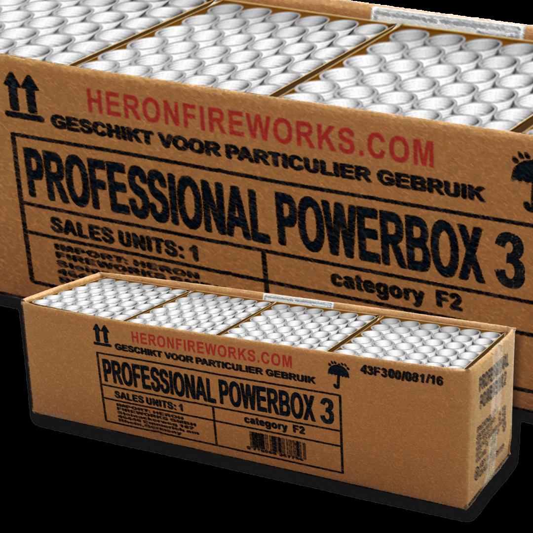 Professional Powerbox 3 - XXL Feuewerk im Pyrolager.de