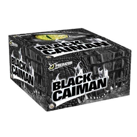 black caiman - 100 Schuss Verbundfeuerwerk