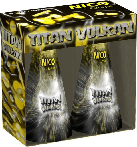 Titan Vulkan 2er Set