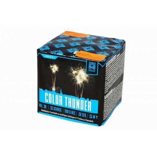 Color Thunder 1.4G - Titansalut Batterie von Argento