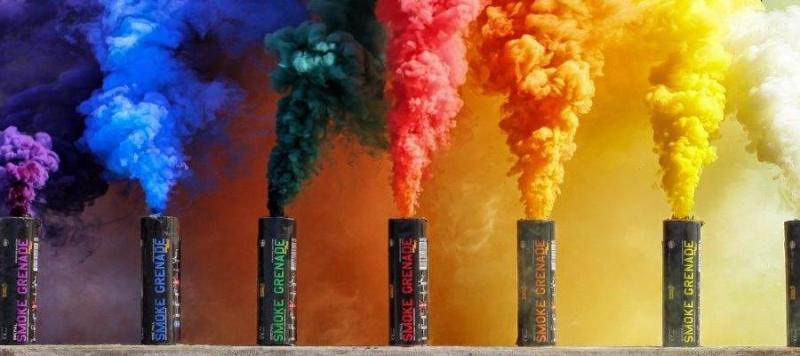 Farbige Rauchgranaten in Berlin kaufen