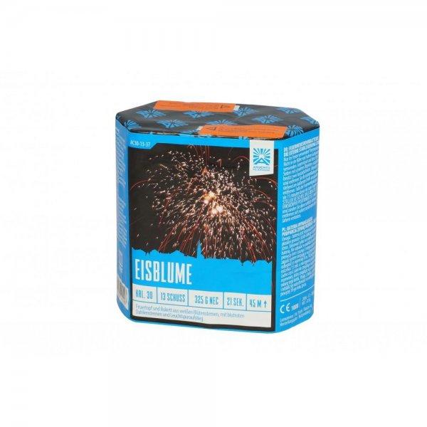 Eisblume - 13 Schuss Feuerwerksbatterie der Firma Argento Feuerwerk