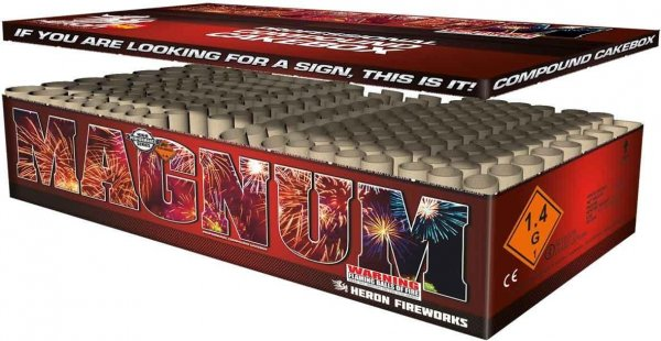 Magnum - XXL Feuerwerk von Heron