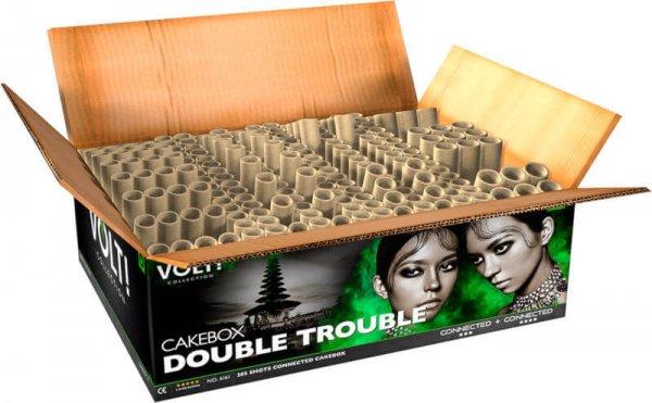 Double Trouble - Unglaubliche 205 Schuss, verteilt auf über 3 KG NEM aus der Volt! Reihe