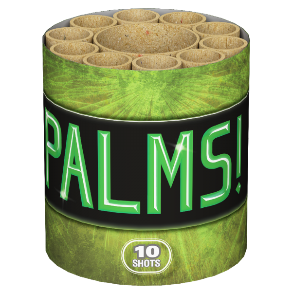 Palms! - 10 Schüsser von Lesli