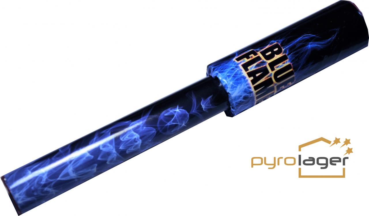 Pyrolager.de - Blue Flame Bengalfackel