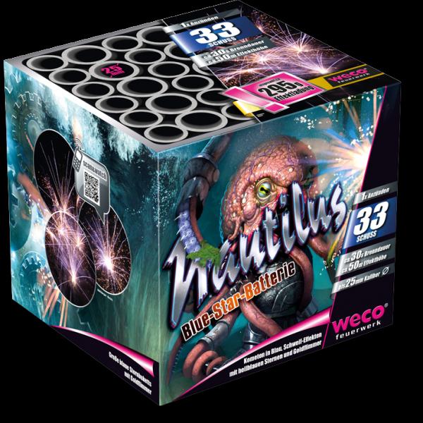 Nautilus von Weco Feuerwerk