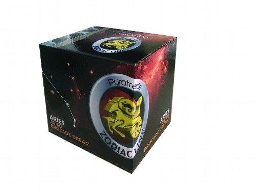 Brocade Dream - Zodiac Line von Pyrotrade Fireworks. 20 Schuss Goldeffekte