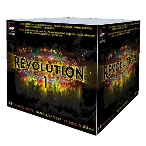 Pyrolager.de - Jorge Revolution 1