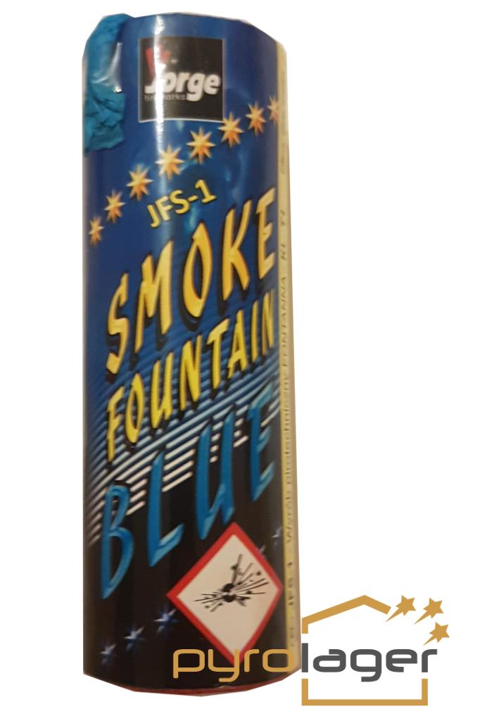 JFS-1 Rauchfontäne von Jorge in Blau