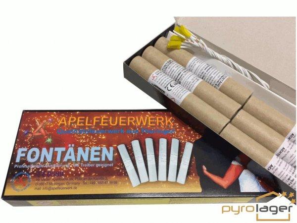 Pyrolager.de - Apel Fontänen
