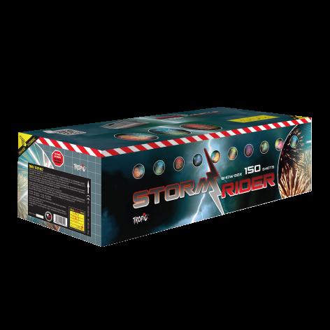 TB401 - Storm Rider XXL Feuerwerk von Tropic