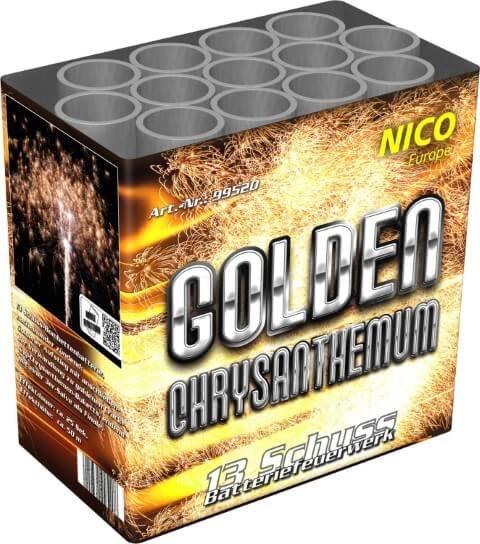 Nico Golden Chrysanthemum im Pyrolager.de