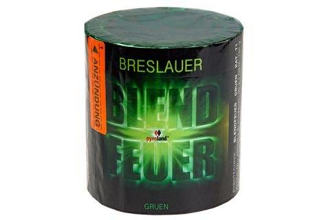 Breslauer Blendfeuer grün