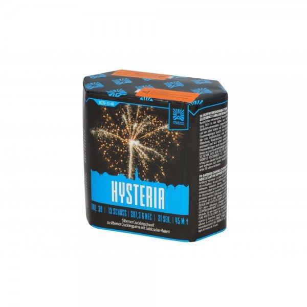 Hysteria - 13 Schüsser von Argento Feuerwerk