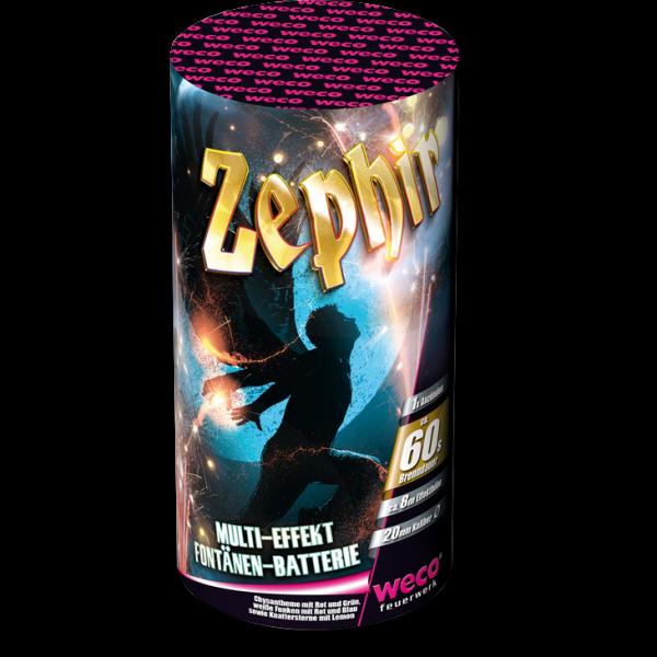 Zephir - Große Fontänenbatterie