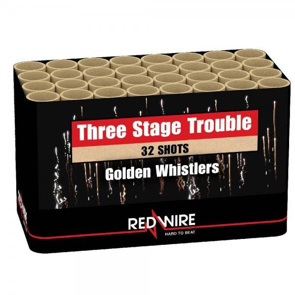 Three Stage Trouble - irre drei ton heuler