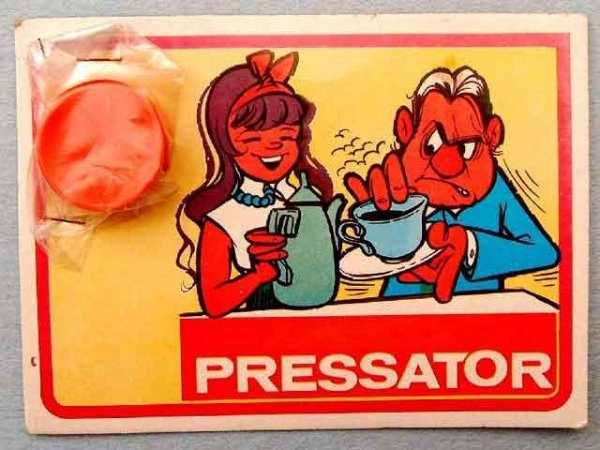 Doppelsauger - Pressator