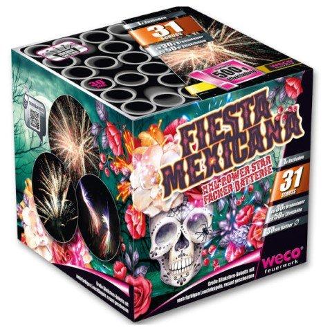 Fiesta Mexicana 31 Schuss Batterie von Weco