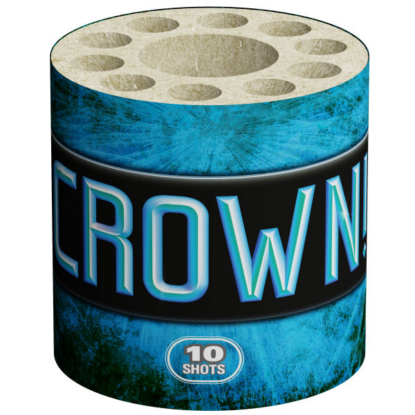Crown! 10 Schuss Batterie